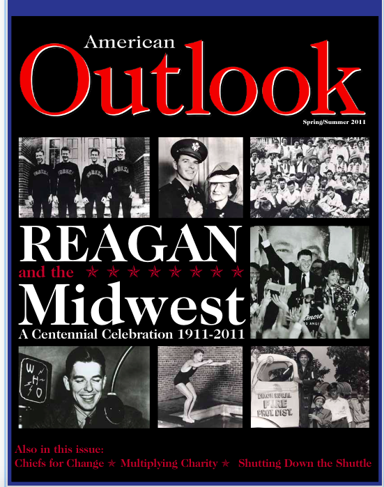 reagan and the midwest