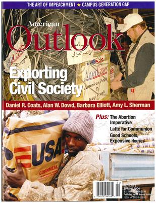 exporting civil society